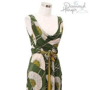 A29 BCBG MAX AZRIA Designer Dress Size Small S 4 6